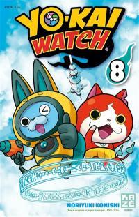 Yo-kai watch. Volume 8,