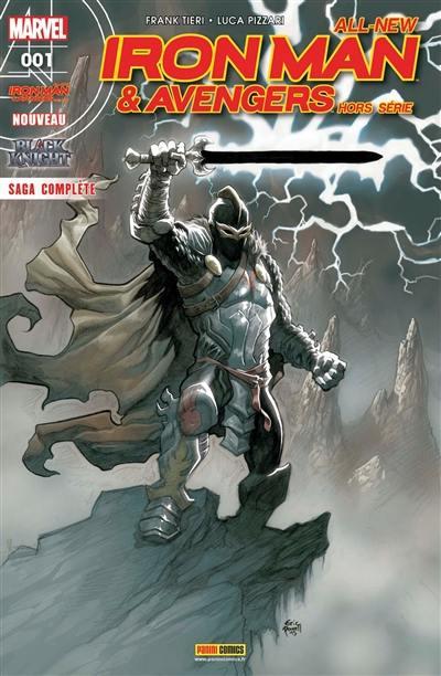 All-New Iron Man & Avengers, hors-série. n° 1, Black knight