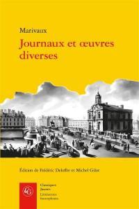 Journaux et oeuvres diverses