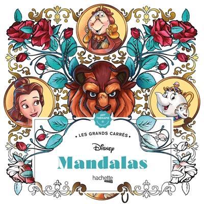Disney mandalas
