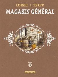 Magasin général. Livre 3