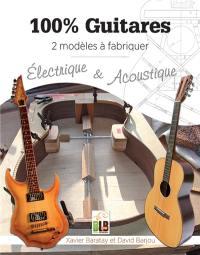 100 % guitares