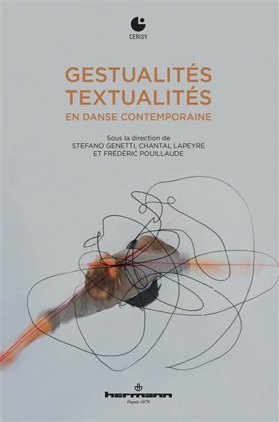 Gestualités-textualités en danse contemporaine