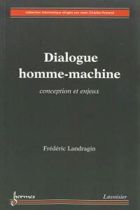 Dialogue homme-machine