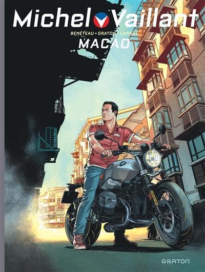 Michel Vaillant. Volume 7, Macao