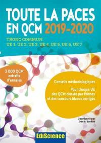 Toute la Paces en QCM, 2019-2020