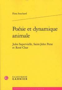 Poésie et dynamique animale
