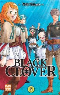 Black Clover. Volume 5,