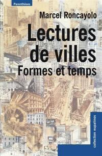 Lectures de villes