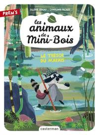 Les animaux de Mini-Bois. Vol. 2. Le trésor du marais