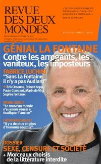 Revue des deux mondes. n° n° 7 (2020), Censure, criminalisation, sexe
