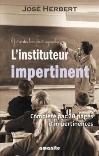 L'instituteur impertinent