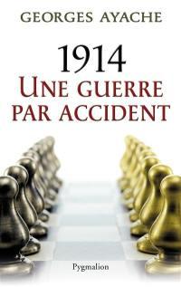 1914, une guerre par accident