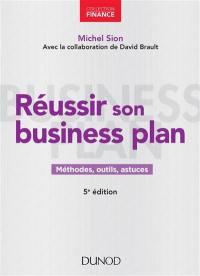 Réussir son business plan