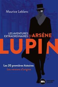 Les aventures extraordinaires d'Arsène Lupin