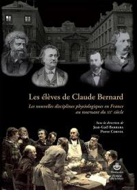 Les élèves de Claude Bernard