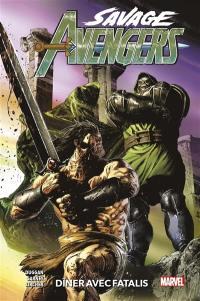 Savage Avengers. Volume 2,