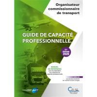 Guide de capacité professionnelle, organisateur commissionnaire de transport