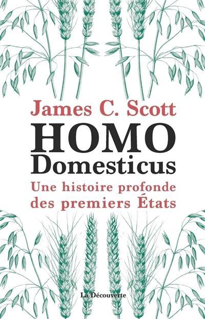 Homo domesticus : une histoire profonde des premiers Etats