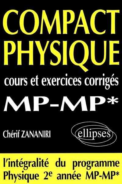 Compact physique MP MP'