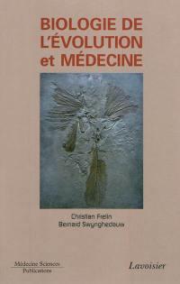 Biologie de l'évolution et médecine