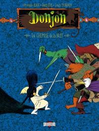 Donjon potron-minet. Volume 99, La chemise de la nuit