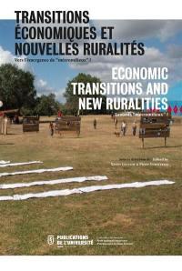Espace rural et projet spatial. Volume 8, Transitions économiques et nouvelles ruralités
