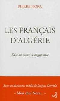 Les Français d'Algérie
