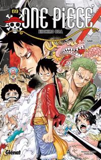 One Piece. Volume 69, Sad