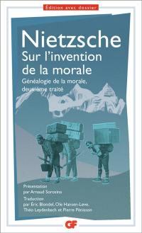 Sur l'invention de la morale