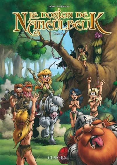 Le donjon de Naheulbeuk. Volume 14, Saison 5