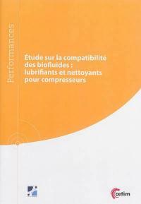 Etude sur la compatibilité des biofluides
