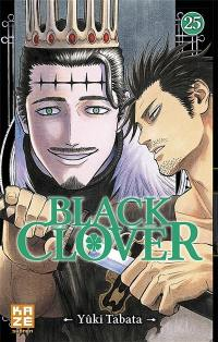 Black Clover. Volume 25,