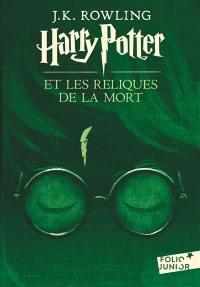Harry Potter. Volume 7, Harry Potter et les reliques de la mort