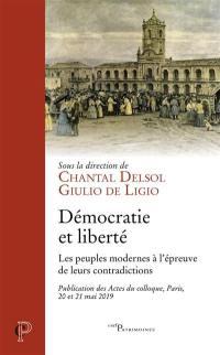 Démocratie et liberté