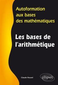 Les bases de l'arithmétique