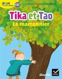 Tika et Tao, Le marronnier : je lis à mon rythme CE1