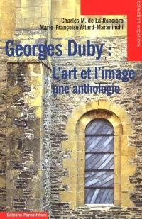 Georges Duby, l'art et image