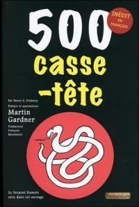 500 casse-tête