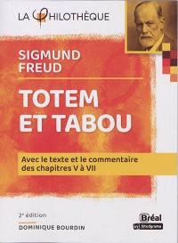 Totem et tabou, Sigmund Freud