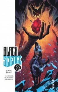 Black science. Volume 5, Le pacte de Circé