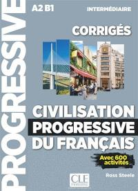 Civilisation progressive du français, niveau intermédiaire A2-B1