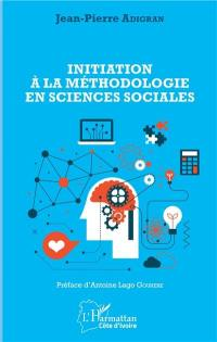 Initiation à la méthodologie en sciences sociales