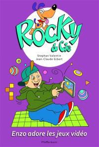 Rocky & Cie. Volume 8, Enzo adore les jeux vidéo