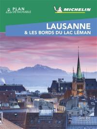 Lausanne & les bords du lac Léman