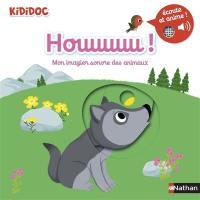 Houuuuu ! : mon imagier sonore des animaux