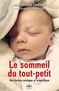 Le sommeil du tout-petit : une lecture scientifique et pratique