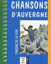 Chansons d'Auvergne : cançons de la vida
