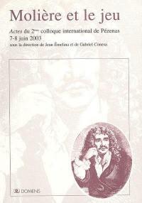 Molière et le jeu