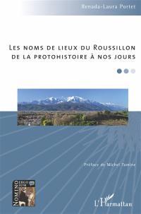 Les noms de lieux du Roussillon